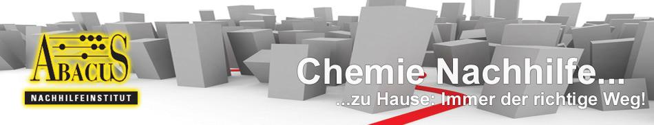 Nachhilfe in Chemie