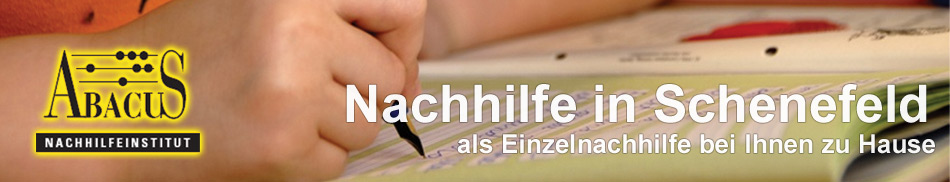 Nachhilfe in Schenefeld